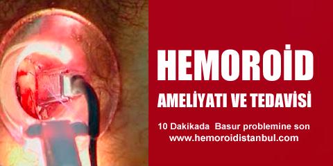 Hemoroid Ameliyatı